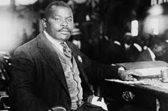 Marcus Garvey - Entrepreneur