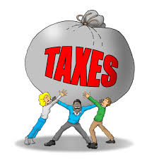 Any tax should be shared